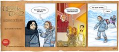 """A GAME OF TROPES continues...  Episode 4: """"You Know Nothing""""  The Book of Unwritten Tales 2 