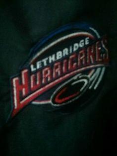 Lethbridge Hurricanes On Tour pullover jacket WHL CHL