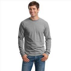 Gildan – Langarm T-Shirt Ultra '2400′ Top-Preis | Pullover Bedrucken