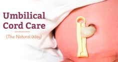 Wondering about umbilical cord care? Alcohol is no longer recommended to care for the stump. Find out some natural alternatives that are safe and effective.