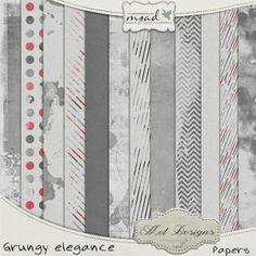 Grungy elegance by Mel Designs @ My Scrap Art Digital  https://www.myscrapartdigital.com/shop/mel-designs-c-24_32/grungy-elegance-p-4743.html