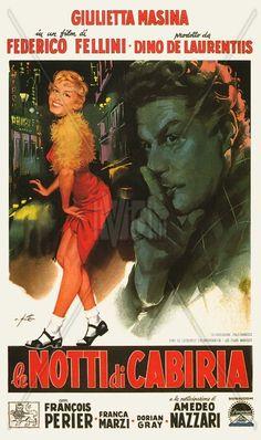 Federico Fellini :: Le Notti di Cabiria