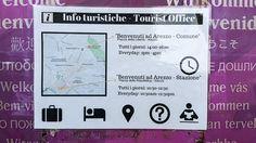 Noi i turisti se scacceno, altro che Benvenuti ad Arezzo!!