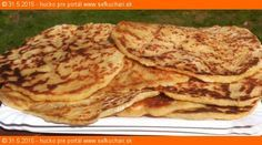 Fantastické nadýchané zemiakové lokše Pečená kačka nie je jediné mäsko, k čomu sa hodia Ingrediencie 1 kg zemiakov - mali by byť staršie - nové sa nehodia. 300 g hladkej múky môže byť aj hladká špaldová 1 vajíčko 2 čl soli Inštrukcie Zemiaky uvaríme v šupke. Vodu, v ktorej ich varíme môžeme osoliť 2 čl … Russian Recipes, Pancakes, Recipies, Easy Meals, Breakfast, Ethnic Recipes, Food, Recipes, Morning Coffee