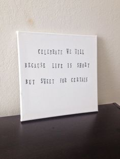 Life Canvas Quote Extraordinary 12X12 Inch Quote On Canvas  Every Love Story Is Beautiful But