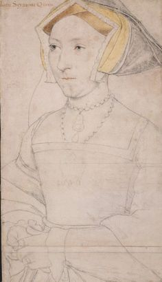 Jane Seymour, Queen - Sketches by Hans Holbein the Younger, 1526-1543