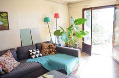 Living room by Lejardindeclaire.