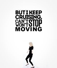 But I keep cruising. #TaylorSwift #LiveNation