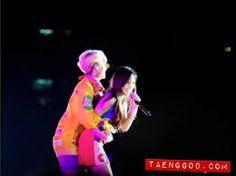 baekhyun and taeyeon 2015 - Google Search