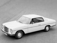mercedes w114 | Mercedes-Benz 250 C (W114) ' 10. 1968– 05. 1972