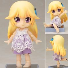 AmiAmi [Character & Hobby Shop] | Cu-poche Firneds - Cherie Posable Figure(Pre-order)