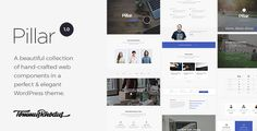 Download Pillar - Multipurpose Multi-Concept Responsive WordPress Theme Lock - Theme Lock