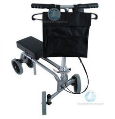 What is a Non Weight Bearing Scooter?   knee Walker Central