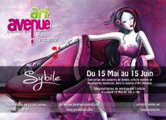 Art Avenue Flyer