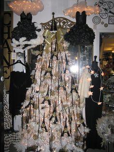 A Parisian Christmas | ༺ ☃ Ꮰoyeux Ɲoel ☃ ༻ | Pinterest ...