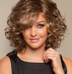 the latest haircuts image result for stacked spiral perm on hair bobs 5484 | 53d0fd5484d916a73e205c4412609713 medium length curly hairstyles short hairstyles