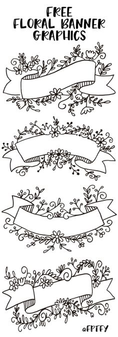 Download some gorgeous free floral banner graphics. They are a set of 4 and as you can see absolutely stunning!! Use them for digital stamps, card making, hybrid scrapbooking and so much more! The…
