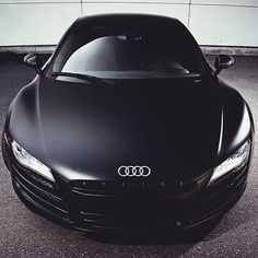 Matte Black Audi R8  lets ride  tag your partner  by couplefeelings
