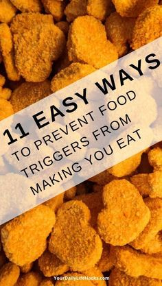 11 Ways to Prevent Food Triggers from Making You Eat – Your Daily Life Hacks – Weight Loss Losing Weight Tips, Easy Weight Loss, Healthy Weight Loss, How To Lose Weight Fast, Healthy Diet Plans, Healthy Eating Tips, Eat Healthy, Healthy Living, Flat Tummy Tips