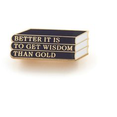 Get Wisdom enamel pin ❤ liked on Polyvore featuring jewelry, brooches, enamel jewelry, pin brooch, pin jewelry and enamel brooches