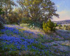 Artist: Mark Haworth - Title: Springtime Blues