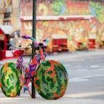 Yarn bike