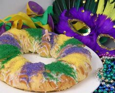 3 Simple Steps to a Successful  Adult Mardi Gras Party! Recipes included.