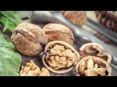 Walnut Magic: The Health Benefits of Nutritional Nuts - YouTube