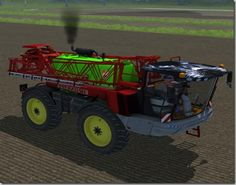 Farming simulator 2013 - Amazone Pantera v 1.0
