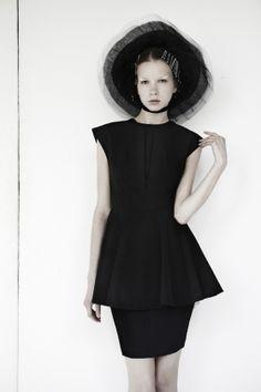 Enamel Dress