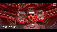 Camera and Shorts: Theyyam Saga