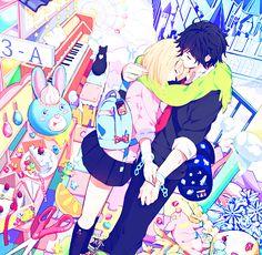 anime tumblr cute love - Pesquisa do Google
