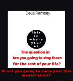 Let's think deeply on this one... Shall we???  You say your in mental pain.  But you don't...  https://www.facebook.com/ramsey.delia/posts/1397029270354456:0