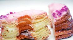 Cronuts: una mezcla entre croissant y donut