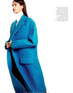 visual optimism; daily fashion fix.: a new hue: kendra spears by paola kudacki for us harper's bazaar september 2012