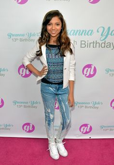 Cree Cicchino Photos Photos - Cree Cicchino attends Breanna Yde's 13th Birthday Party at Lucky Strike Lanes at L.A. Live on June 11, 2016 in Los Angeles, California. - Breanna Yde's 13th Birthday Party