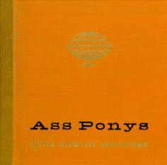 Ass Ponys - The Known Universe