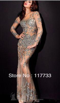 Jovani Evening Dress 171968 💟$403.99 from http://www.www ...