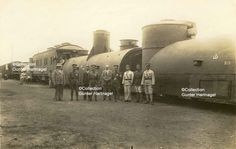 https://flic.kr/p/CRwEoz | Nanjing, Chinese armoured train | Chinese officers with German miltiary instructors among which is K.T. Martin.  Photograph taken in 1931 by Karl Theodor Martin.  Martin was a German military adviser to the Chinese National Government under Chiang Kai-shek. For further information about him, check the set 'China, German Military Adviser'.