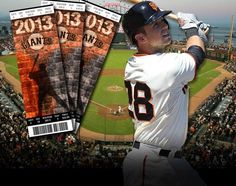 #SFGiants Tickets