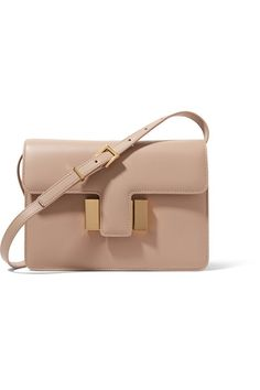 9e8f87da58c Tom Ford.Beige leather (Calf) Push lock-fastening front flap Comes with
