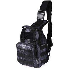 9c5284d317c4 Tactical Crossbody MOLLE Bag (4 colors)