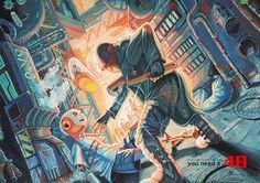 진주만화학원/진주4B미술학원]만화,애니반 상황표현 강제소환 2탄-진주미술학원 : 네이버 블로그