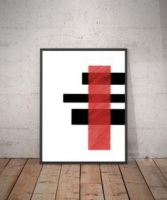 Abstract Geometric Art, Abstract Wall Art, Digital Wall, Digital Prints, Art Vert, Graphic Patterns, Graphic Design, Affordable Wall Art, Art Abstrait
