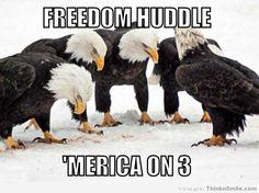 Freedom Huddle