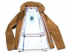 Visvim PFD Corduroy GoreTex Jacket