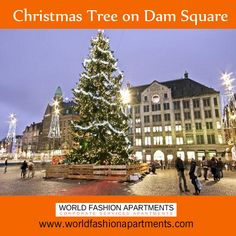 A majestic Christmas tree returns to Amsterdam this year to take its traditional place towering above Dam Square in the city centre. The lights on the festive Amsterdam tree are traditionally switched on during an illumination ceremony early in December. To Know more, visit at http://www.iamsterdam.com/en/visiting/whats-on/holiday-season-in-amsterdam/dam-christmas-tree.