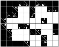 Number Logic Puzzles: 24190 - Kakuro size 3