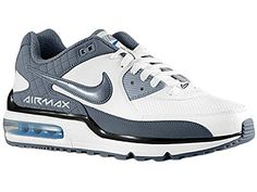 check out 35888 bb486 Mens Nike Air Max Wright Shoes White Cool Grey 317551-109 (10.5)