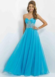 Beaded Prom Dress 20154